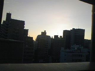 2009 初日の出