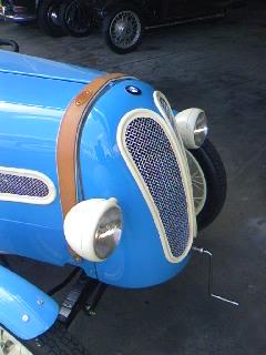 BMWのクラッシクカー1