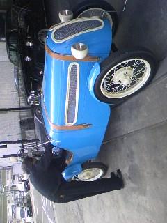 BMWのクラッシクカー2