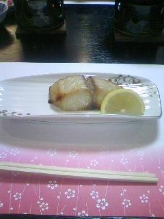 喜多八の焼き魚