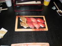なぶら市場の寿司
