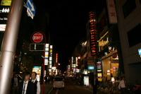 静岡の町(葵区)です