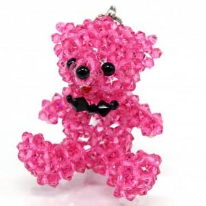 CrystalBear-Pink