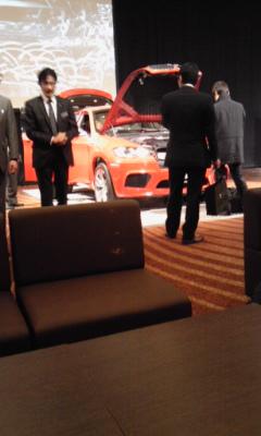 BMW展示会