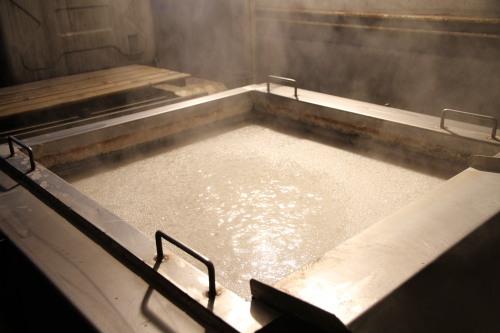 塩製造の三段目