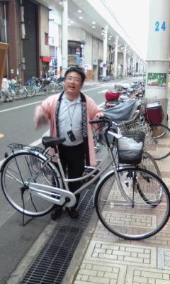 三八スタンプ委員長 冨田さん