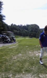 早朝ゴルフ2