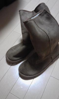 アンパン15ー靴