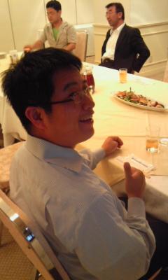 クラシックホテルの冨田さん