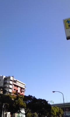 今日は天気がいいです。