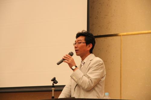 福島文二郎先生