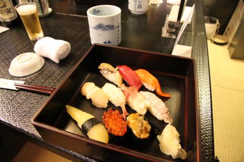 季節の寿司