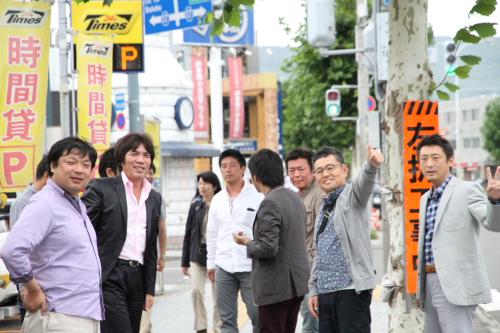 小樽観光中